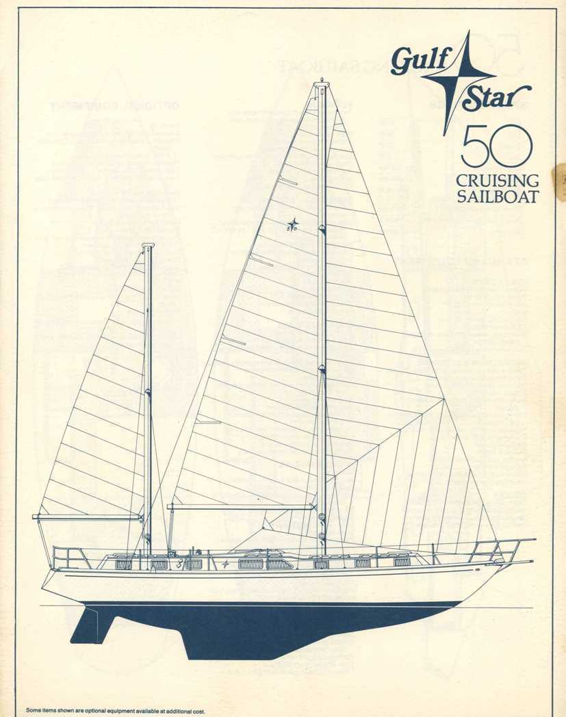 Whaler Junkie - Gulfstar 50 Design